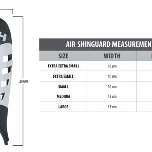 Canilleras AIR Shinguard