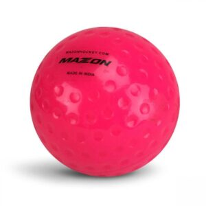 Pelota Hockey Dimpled Pink